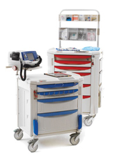 Mobile Lab Carts