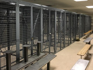 Metal Storage Cage Lockers
